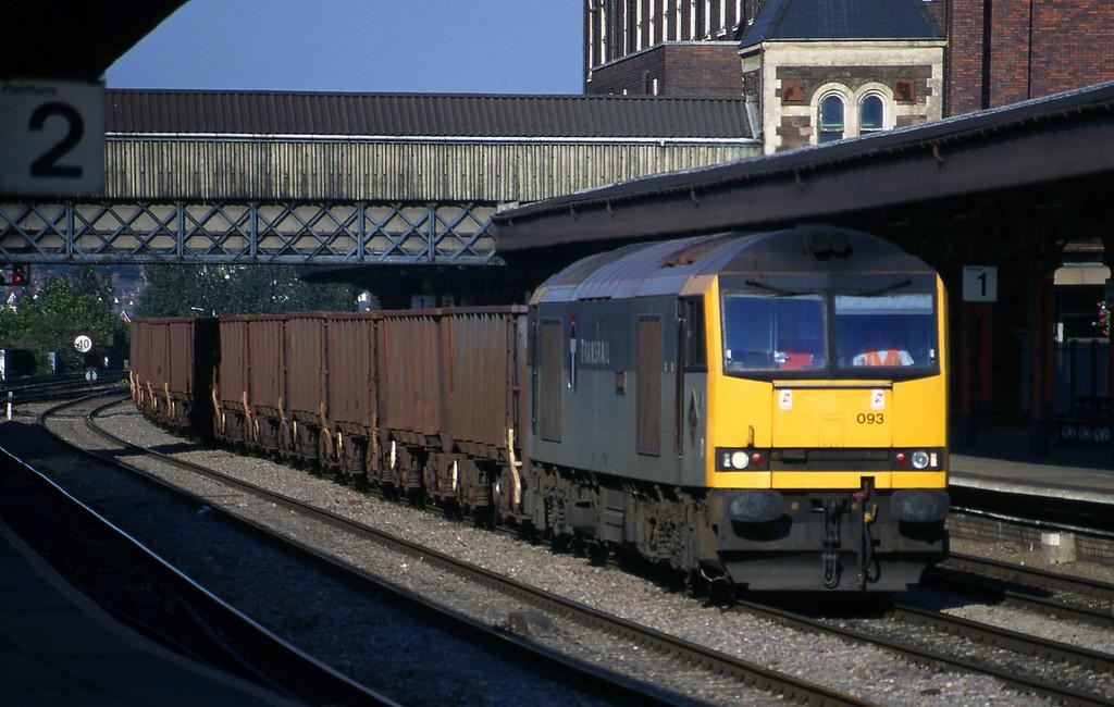 60093, Llanwern-Port Talbot, Newport, 17-9-96.