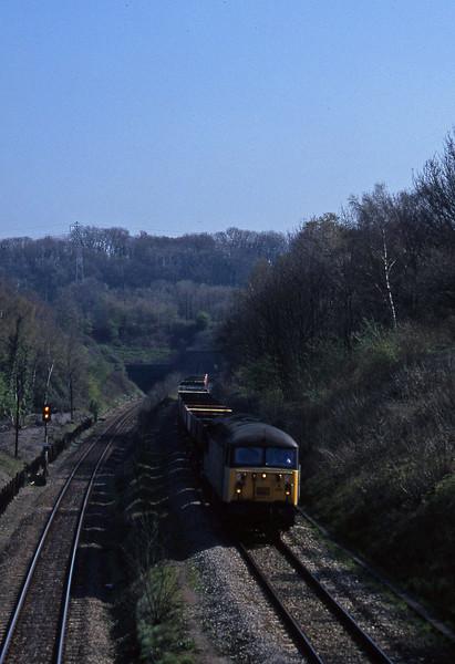 56018, 10.53 West Drayton-Coedbach, Cattybrook, Bristol, 1-4-97.