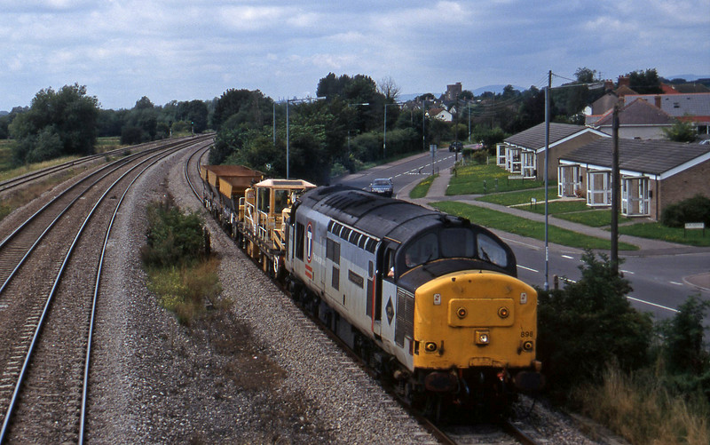 37898, 12.00 Newport Alexandra Dock Junction-Exeter Riverside Yard, Magor, 13-8-97.