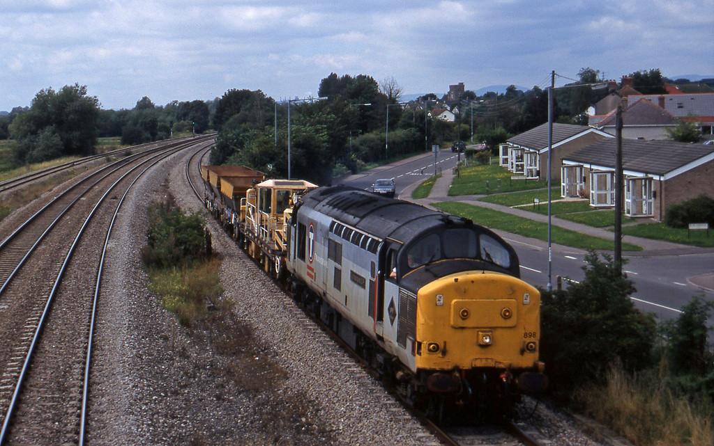 37898, 12.00 Newport Alexandra Dock Junction-Exeter Riverside Yard, Magor, 13-8-97.