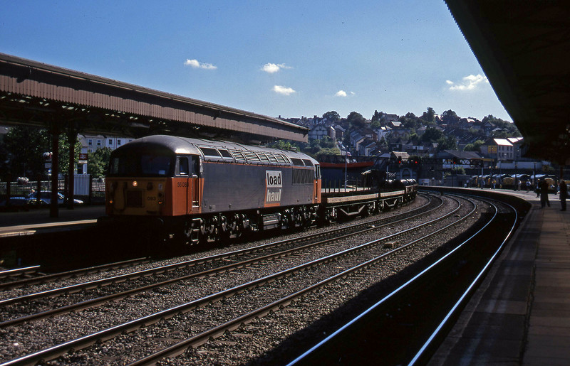 56083, 15.58 Newport Alexandra Dock Junction-Wembley, Newport, 13-8-97.