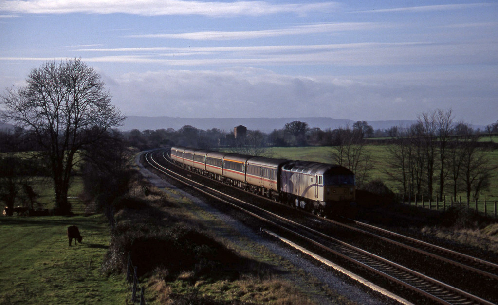 47817, 10.44 Plymouth-Manchester Piccadilly, Cogload, 30-12-97.