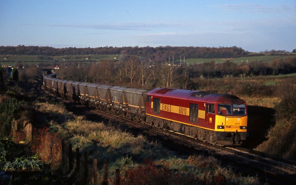 60010, up mgr, Brentry, Bristol, 2-12-97.