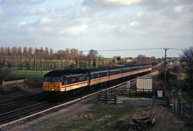 47831, 06.06 Derby-Plymouth, Cogload, 25-2-97.