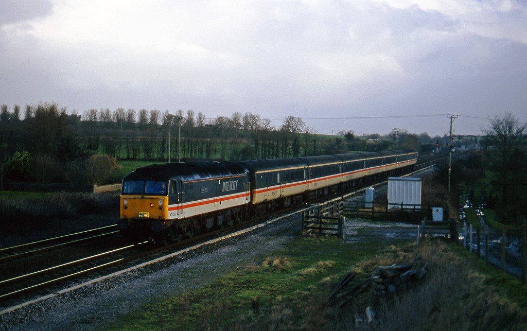 47825, 06.05 Derby-Plymouth, Cogload, 18-2-97.