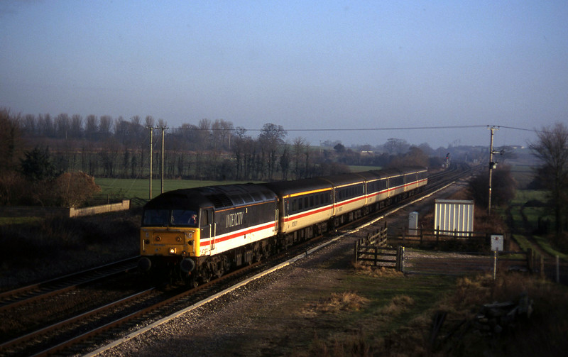 47822, 06.05 Derby-Plymouth, Cogload, 28-1-97.