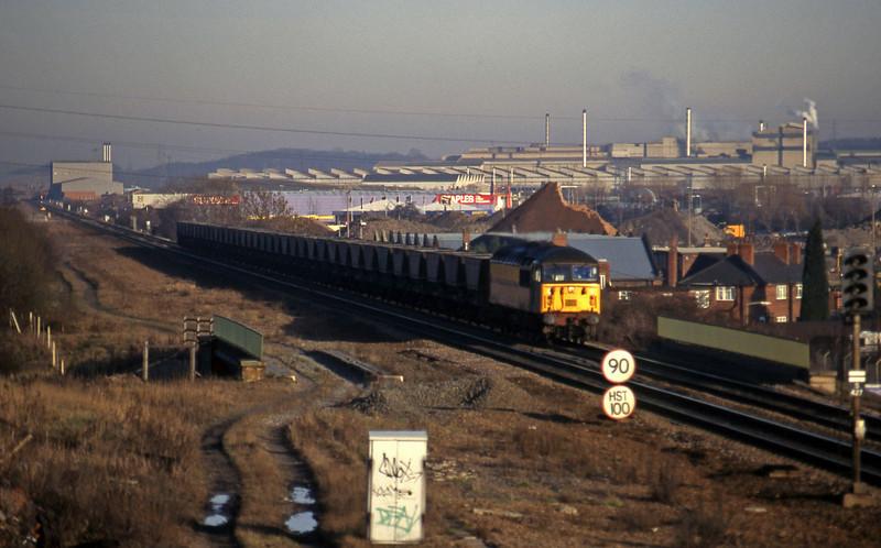 56046, up mgr, Rotherham, 14-1-97.