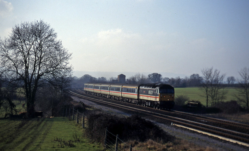 47840, 10.44  Plymouth-Manchester Piccadilly, Cogload, 28-1-97.