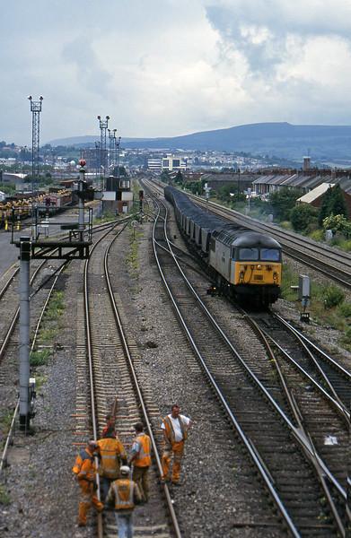 56052, up mgr, Somerton, Newport, 1-7-97.