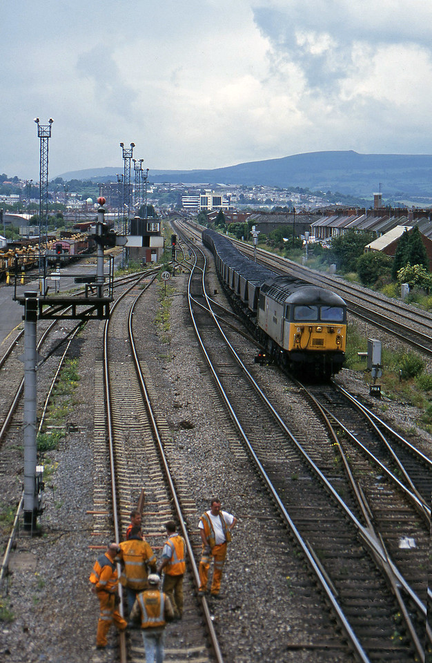 56052, up mgr, Somerton, Newport, 1-7-97.
