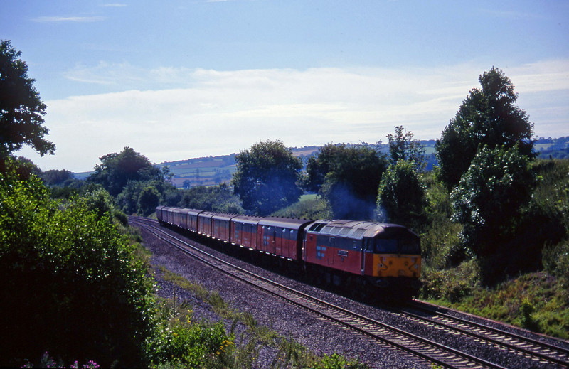 47788, 15.09 Plymouth-Low Fell, Whiteball, 29-7-97.