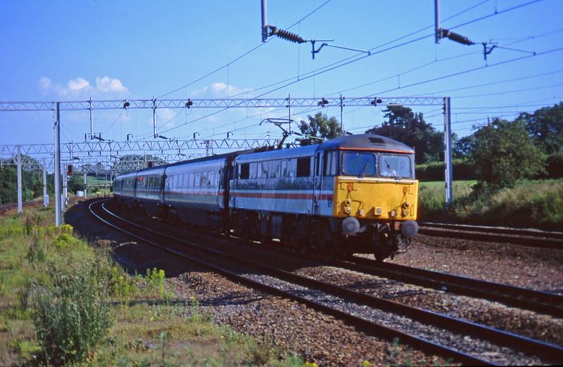 87002, down, Norton Bridge, near Stafford, 8-7-97.