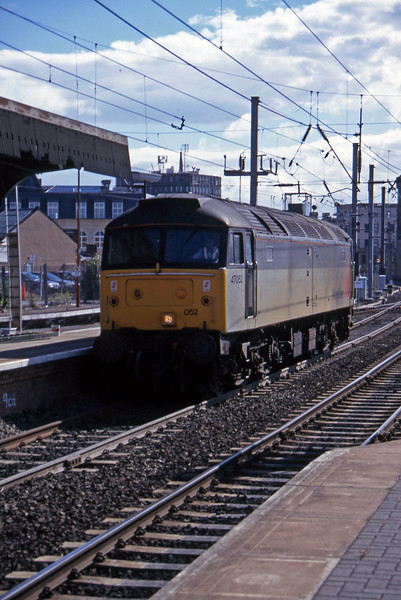 47052, up light, Newcastle, 31-7-97.