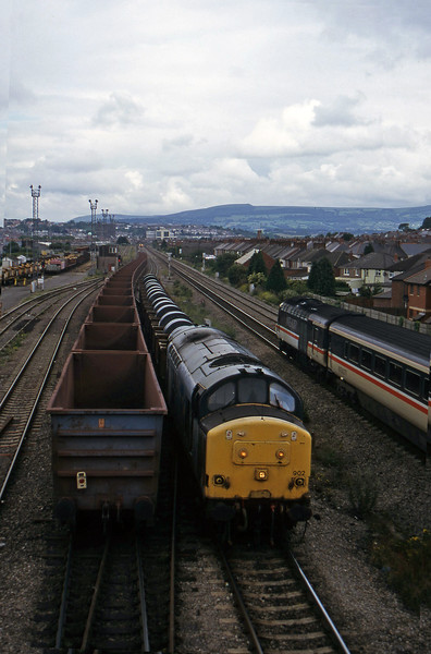 37902, up coils, Somerton, Newport, 1-7-97.