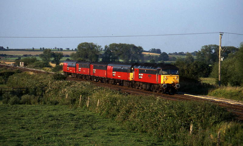 47734, 15.58 London-Plymouth, Cogload, 18-7-97.