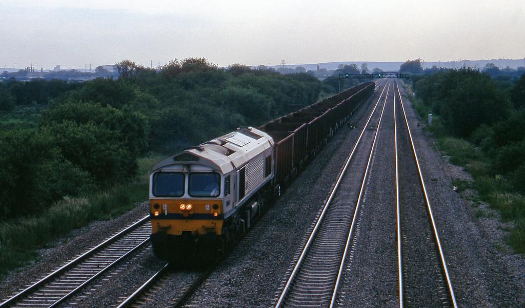 59001, Port Talbot-Llanwern, St Mellons, near Cardiff, 17-6-97.