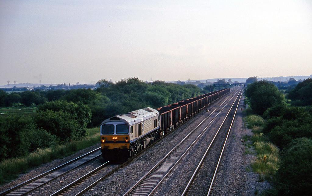 59004, Port Talbot-Llanwern, St Mellons, near Cardiff, 17-6-97.