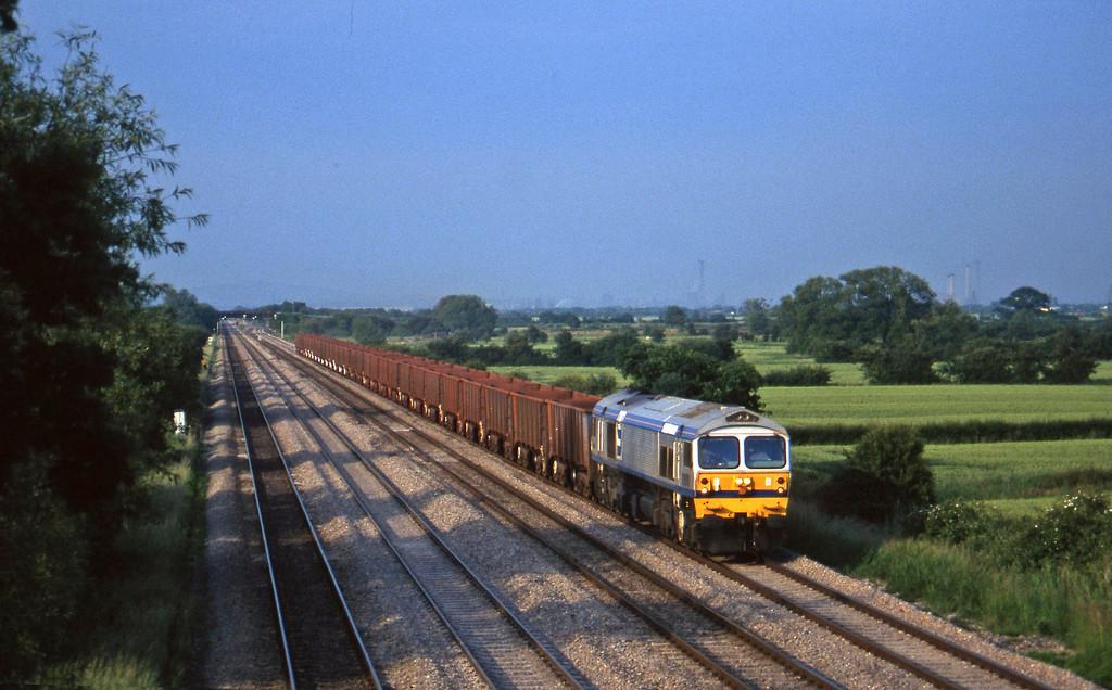 59001, Llanwern-Port Talbot, St Mellons, near Cardiff, 17-6-97.