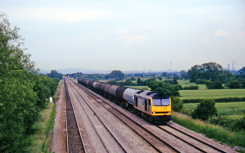 60080, 13.30 Theale-Robeston, St Mellons, near Cardiff, 17-6-97.