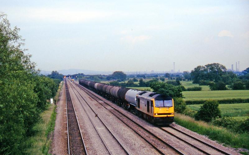 60080, 13.30 Theale-Robeston, St Mellons, near Cardiff, 17-6-97.