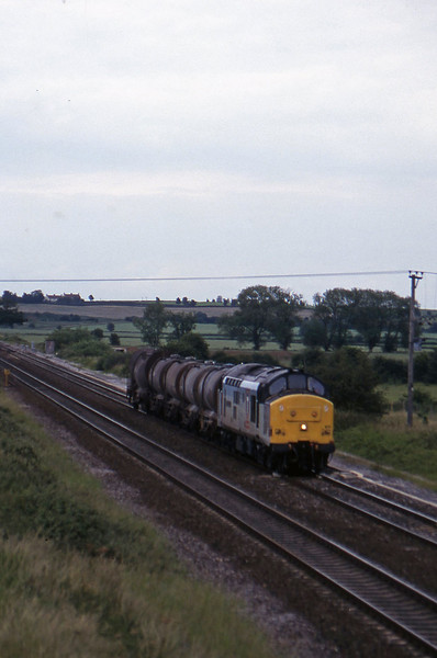 37671, 13.45 Newport Alexandra Dock Junction-St Blazey, Cogload, 24-6-97.