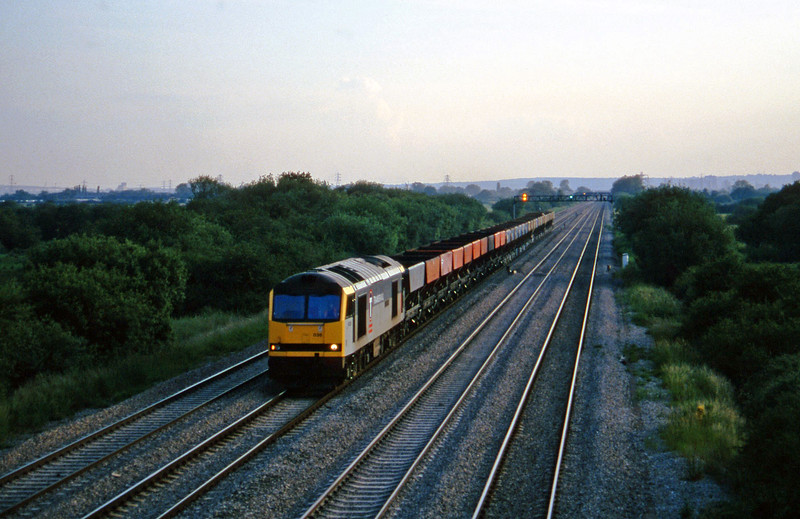 60036, up stone, St Mellons, near Cardiff, 17-6-97.