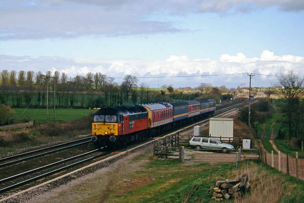47769, down test train, Cogload, 18-3-97.