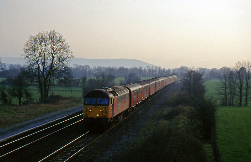 47726, 15.10 Plymouth-Low Fell, Cogload, 11-3-97.