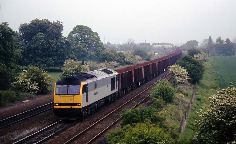 60094, Immingham-Santon, Melton Ross, near Barnetby, 16-5-97.
