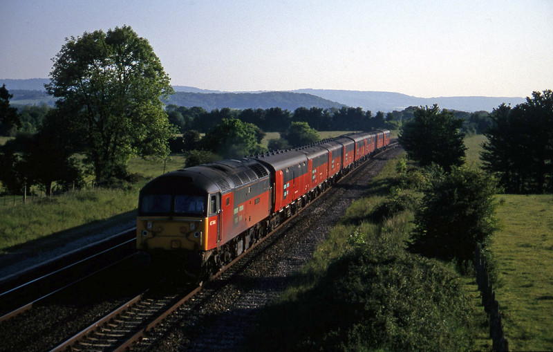 47744, 17.23 Plymouth-Low Fell, Cogload, 29-5-97.