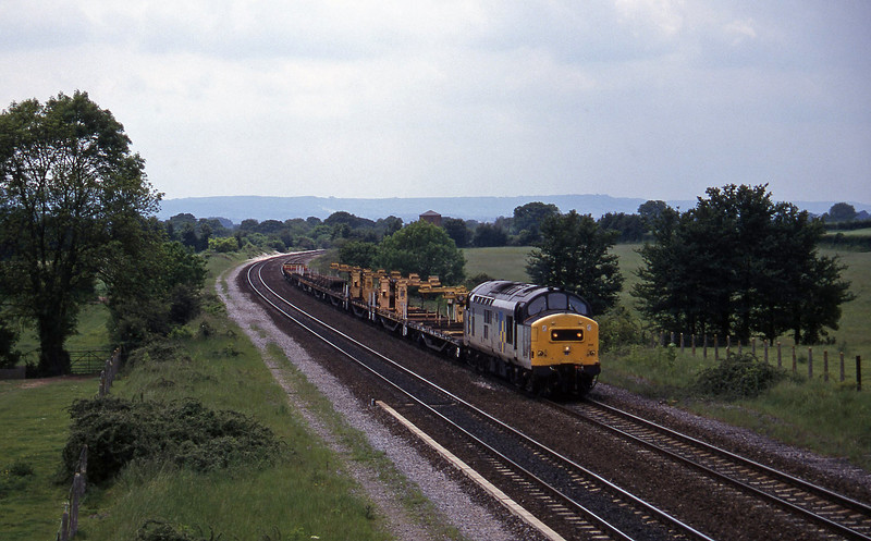 37686, up departmental, Cogload, 27-5-97.