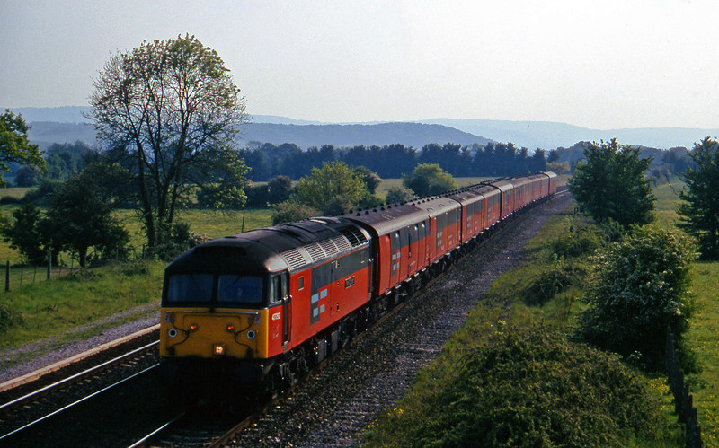 47792, 15.09 Plymouth-Low Fell, Cogload, 15-5-97.