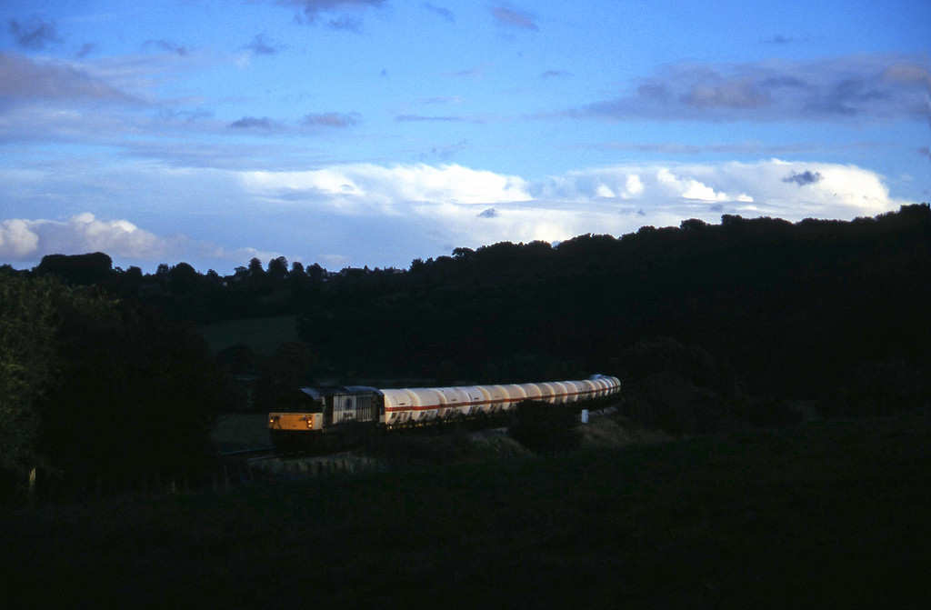 58017, 13.20 Furzebrook-Hallen Marsh, Freshford, near Bath, 7-10-97.