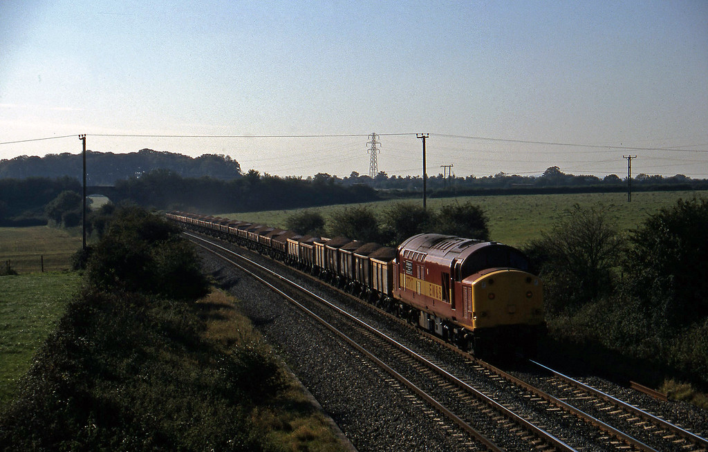 37717, 13.15 Merehead Quarry-Minehead, Berkley Marsh, near Frome, 22-10-97.