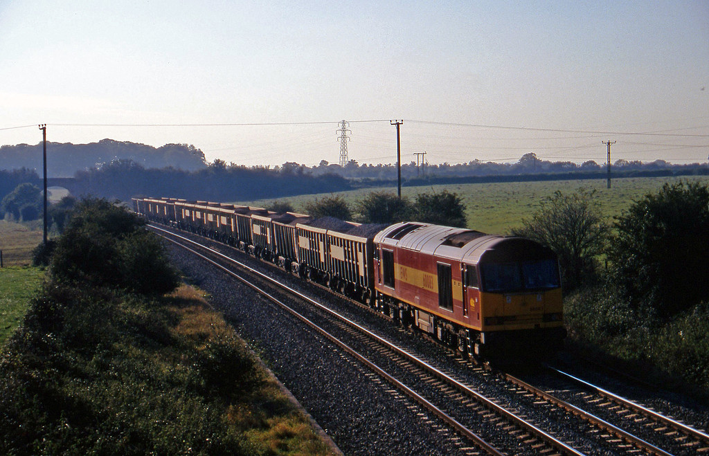 60083, up stone, Berkley Marsh, near Frome, 22-10-97.