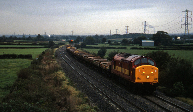 37899, 13.15 Merehead Quarry-Minehead, Berkley Marsh, near Frome, 14-10-97.