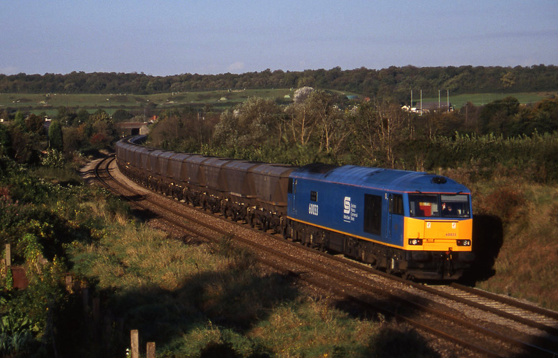 60033, up mgr, Brentry, Bristol, 21-10-97.