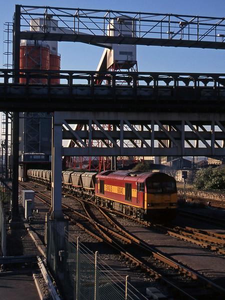 60040, loading mgr, Avonmouth Bulk Handling Terminal, 21-10-97.