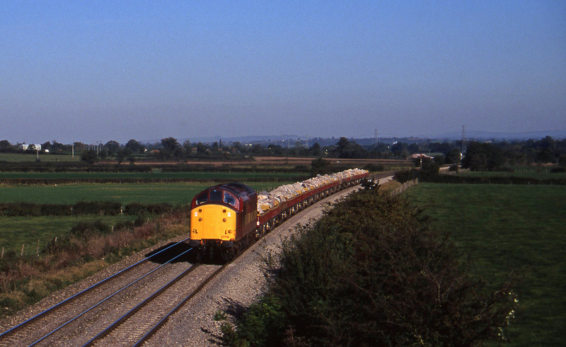 37718, 13.15 Merehead Quarry-Minehead, Berkley Marsh, near Frome, 21-10-97.