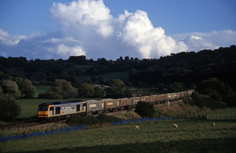 60080, Westbury-Hallen Marsh, Freshford, near Bath, 7-10-97.
