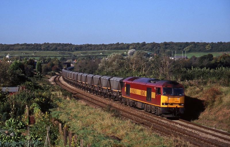 60040, up mgr, Brentry, Bristol, 21-10-97.