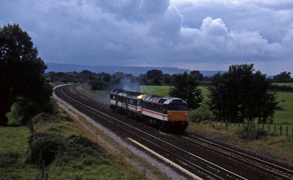47811/43/43032, up light (Bristol), Cogload, 2-9-97.