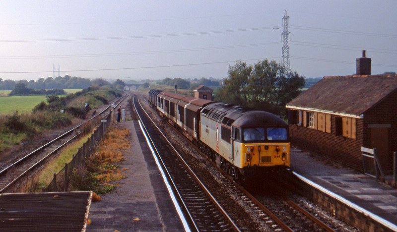 56044, 15.57 Newport Alexandra Dock Junction-Wembley, Pilning, 18-9-97.