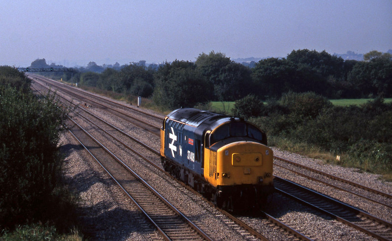 37408, up light, St Mellons, Cardiff, 18-9-97.