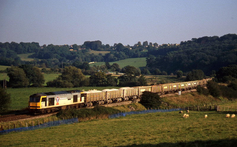 60066, Westbury-Hallen Marsh, Freshford, near Bath, 22-9-97.