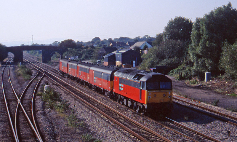 47596, 14.25 Swansea-London, Magor, 23-9-97.