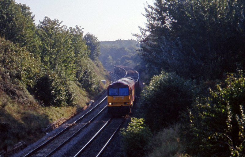 60083, Westbury-Avonmouth, Brentry, Bristol, 22-9-97.