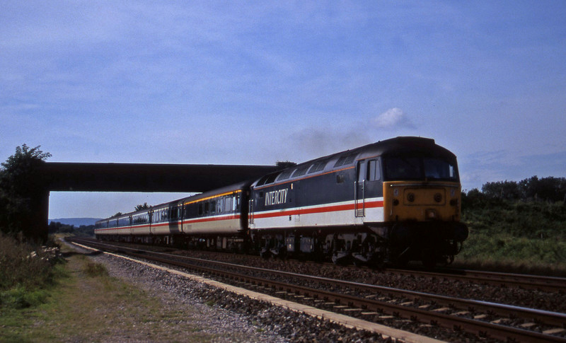 47829, 10.44 Plymouth-Manchester Piccadilly, Cogload, 16-9-97.
