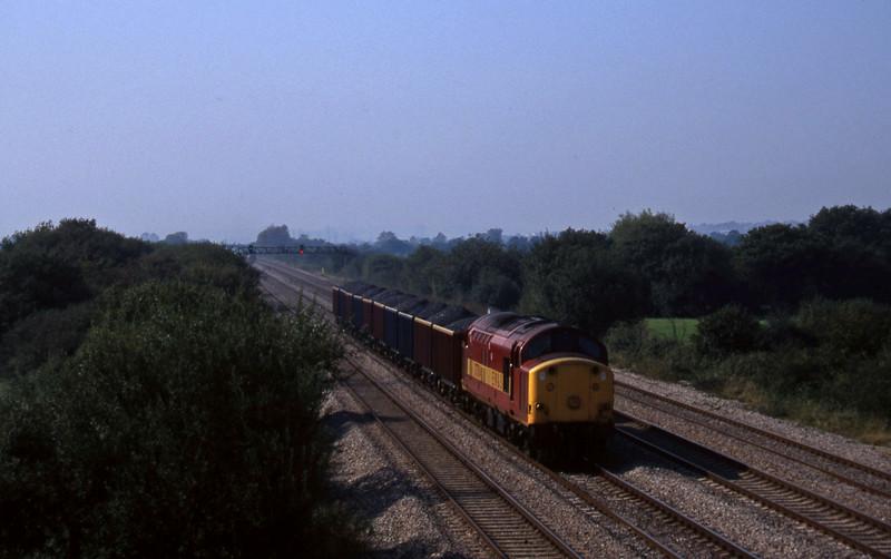 37704, 10.03 Parc Slip-Newport Alexandra Dock Junction, St Mellons, Cardiff, 18-9-97.