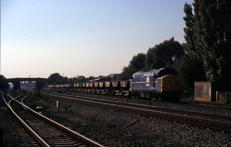 37203, Machen Quarry-Exeter Riverside Yard, Magor, 23-9-97.